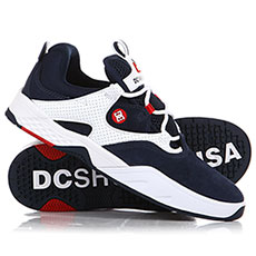 Кроссовки DC Kalis S Navy/White