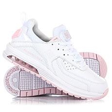 Кроссовки женские DC Vandium Se White/Pink