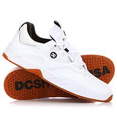 Кеды низкие DC Kalis S White/Black/Gum