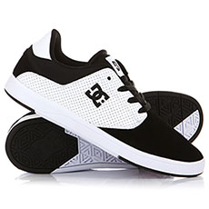 Кеды низкие DC Plaza Tc S Black/White/Black
