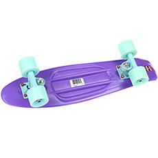 Скейт мини круизер Пластборды Wild 6 Purple 6 x 22 (55.9 см)