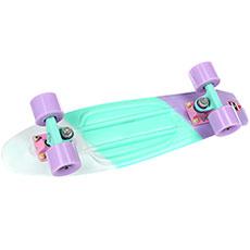Скейт мини круизер Пластборды Bitter 3 Multi 6 x 22 (55.9 см)