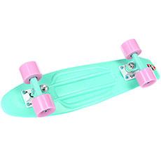 Скейт мини круизер Пластборды Mint 1 Light Blue 6 x 22 (55.9 см)