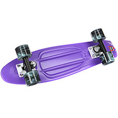 Скейт мини круизер Пластборды Wild 1 Purple 6 x 22 (55.9 см)