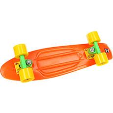 Скейт мини круизер Пластборды Orange 2 Orange 6 x 22 (55.9 см)