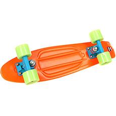 Скейт мини круизер Пластборды Orange 4 Orange 6 x 22 (55.9 см)
