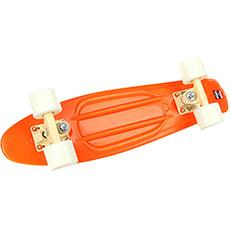 Скейт мини круизер Пластборды Orange 1 Orange 6 x 22 (55.9 см)