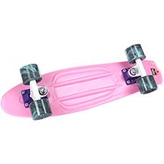 Скейт мини круизер Пластборды Barberry 1 Pink 6 x 22 (55.9 см)