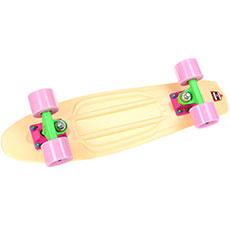 Скейт мини круизер Пластборды Sand 3 Beige 6 x 22 (55.9 см)