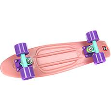 Скейт мини круизер Пластборды Watermelon 1 Pink 6 x 22 (55.9 см)