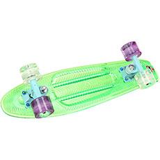 Скейт мини круизер Пластборды Grass 4 Green 6 x 22 (55.9 см)