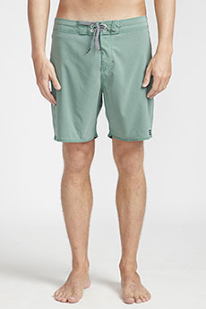 Шорты классические Billabong All Day Ovd Pro Dust Green 8457-29