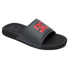 Шлепанцы DC Shoes Bolsa M Black/Grey/Red 8461-19
