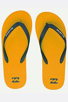 Вьетнамки Billabong Tides Solid Orange