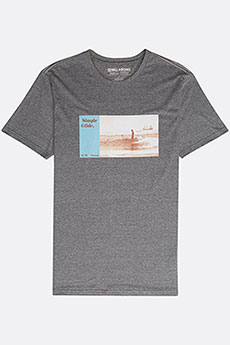 Футболка Billabong Dynamics Tee Black