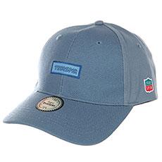 Бейсболка классическая TrueSpin Division Light Blue