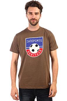 Футболка Запорожец Futbol Gerb Chocolate Chip