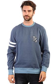 Толстовка классическая TrueSpin Sweatshirt #1 Bering Sea/Blue Shadow