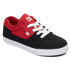 Кеды низкие детские DC Tonik Tx Black/Red