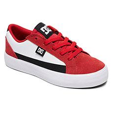 Кеды низкие DC Lynnfield Red/Black/White