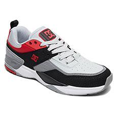 Кроссовки DC E.tribeka Black/Athletic Red/B