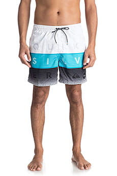 Шорты QUIKSILVER Wordblockvl17 White