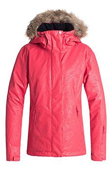 Куртка утепленная женская Roxy Jet Ski Solid J Tea Berry_kerala