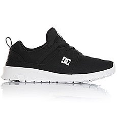 Кроссовки детские DC Shoes Heathrow B Shoe Black/White-9