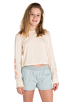 Лонгслив детский Rip Curl Teen Revial Ls Crop Tee Bone