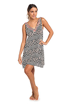 Платье женское Rip Curl Moon Tide Cover Up Black