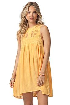 Платье женское Rip Curl Seaview Dress Gold