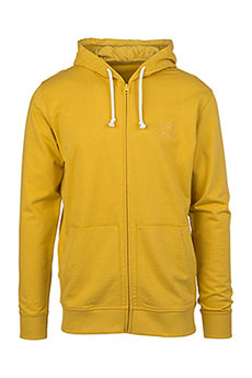 Толстовка классическая Rip Curl Organic Plain Fleece Dirty Yellow