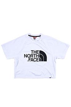 Футболка женская The North Face Mesh Crop White