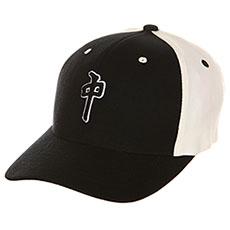 Бейсболка классическая RDS Og Puffy Black/Beige