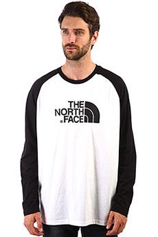 Лонгслив The North Face Raglan easy baseball White/Black