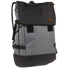 Рюкзак туристический Abyssclothing + Abyss World Tour Backpack Grey Oxford