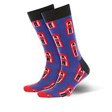 Носки Happy Socks Guardian Blue