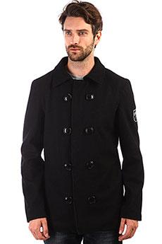 Пальто Makia Pea Coat Black