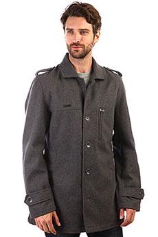 Пальто Krew Classic Grey