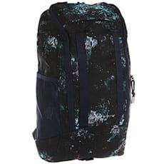Рюкзак спортивный чёрно-бирюзовый 89911156-2