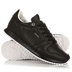 Кроссовки женские Pepe Jeans London черные-13