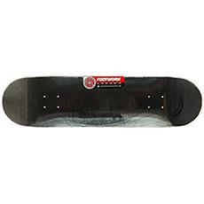 Дека для скейтборда Footwork Carbon Tushev Fisheye Silver Foil 31.5 x 8 (20.3 см) - 8566 -27
