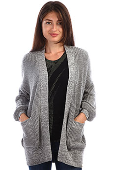 Кардиган женский Rip Curl On My Mind Cardigan Light Grey