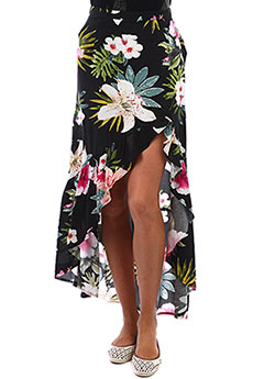 Юбка Rip Curl Sweet Aloha Maxi Skirt Black