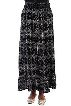 Юбка Rip Curl Sari Maxi Skirt Black