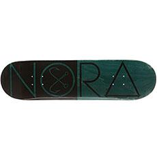 Дека для скейтборда Nord Classic Green 32 x 8.25 (21 см)
