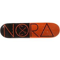 Дека для скейтборда Nord Classic Orange 32 x 8.125 (20.6 см)