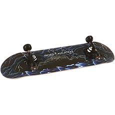 Скейтборд в сборе Nord x Алькатраз Multi 32 x 8.25 (21 см)
