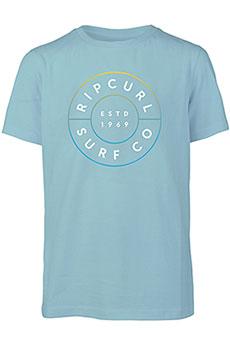 Футболка Rip Curl Neon Donut Boy Blue