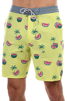 Шорты Rip Curl Melons Layday Yellow